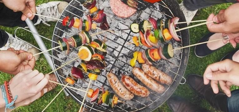 Сокольники фестиваль барбекю барбекю и гриль