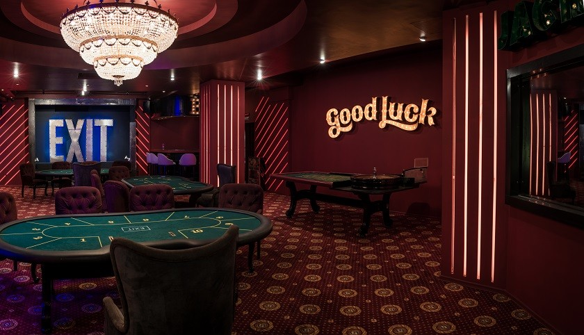 Система охраны казино как обмануть игровые автоматы гаминаторы