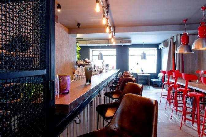 ресторан бар для знакомства