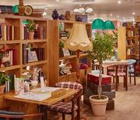 4bc3df6b9ad6 Необычные кафе Москвы, детские кафе или новые, яркие места ...