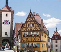 Германия рядом (романтик-прогулка)