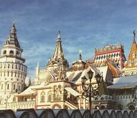 Измайловский кремль. Жемчужина Москвы