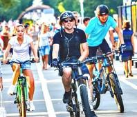 ВелоХит в Сокольниках